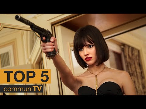 Top 5 Female Assassin Movies