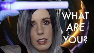 Video 🔧FIXING YOU 2👽: Sci-Fi ASMR Medical Exam Role Play (feat. Personal Attention, Otoscope, & Light) MP3, 3GP, MP4, WEBM, AVI, FLV Juni 2018