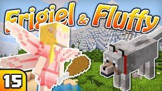 FRIGIEL & FLUFFY : La fée KFC | Minecraft - S6 Ep.15