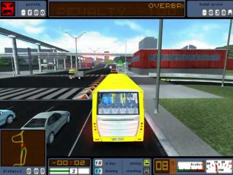 Bus Driver gameplay