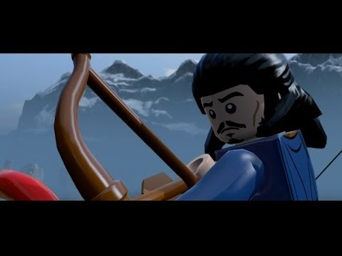 the hobbit - Reuploaded - no longer missing any cutscenes! Want to watch other All Cutscenes? Go to this playlist! http://goo.gl/SfKdm This is every cutscene for LEGO The...