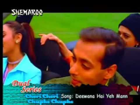 Video Deewana Hai Ye Mann ~Chori Chori Chupke Chupke.wmv download in MP3, 3GP, MP4, WEBM, AVI, FLV January 2017