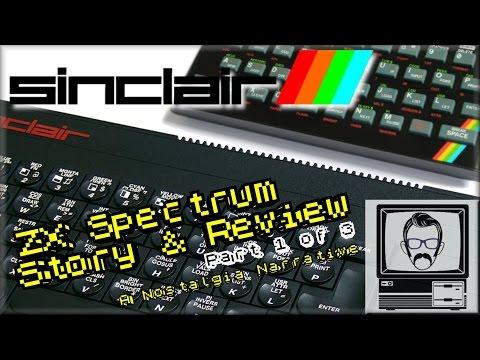 Sinclair ZX Spectrum Story & Review (Part 1) - Retrospective | Nostalgia Nerd