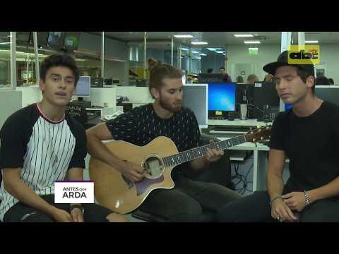 El debut del dúo MYA en Paraguay