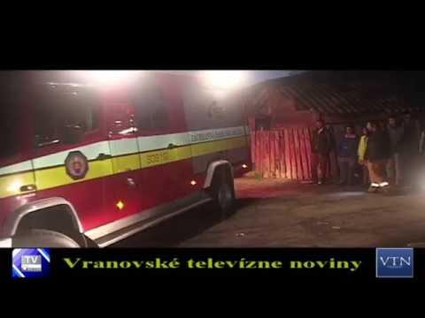 POŠA: pri požiari kôlne uhorel 16 ročný chlapec