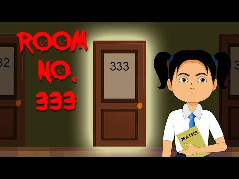 Room # 333 | Haunted Classroom | Horror Story in Hindi