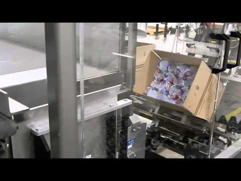 Empacadora Lateral HL_PP & Carga superior para vasos desechables