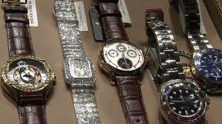 Video Hong Kong's Million-Dollar Watches MP3, 3GP, MP4, WEBM, AVI, FLV Februari 2018