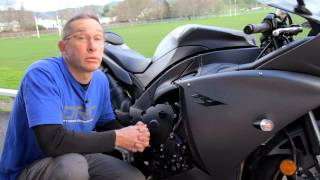 2. 2012 Yamaha R1
