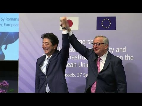 Συμφωνία συνεργασίας ΕΕ – Ιαπωνίας