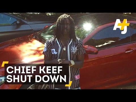 Police Shut Down Chief Keef Hologram Concert Over Arrest Warrant