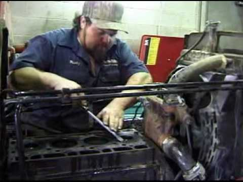 Diesel Mechanic fun college majors