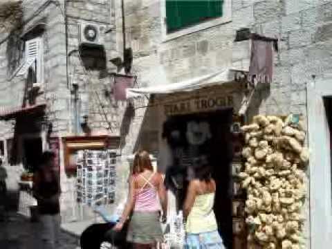 Utazgatás Trogirban