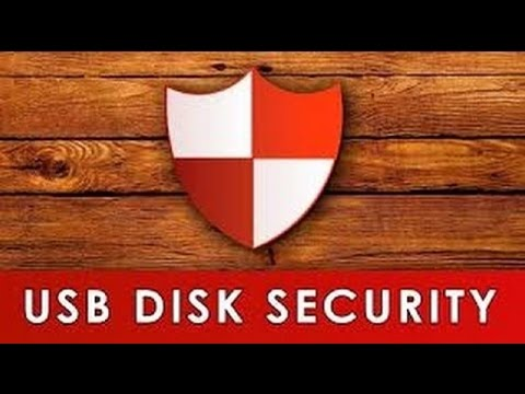 USB Disk Security Full Version 2016 - Protect your Computer