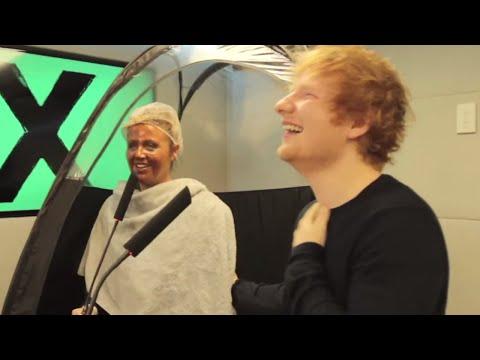 Ed plays 'Spray Tan Bingo': x Tour Diary (Part I)
