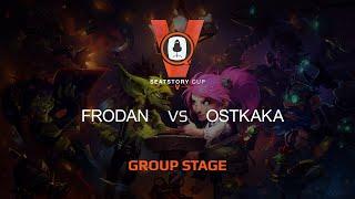 Ostkaka vs Frodan, game 1
