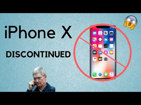 Apple Discontinuing iPhone X // New MacBook Pro 2018 // ZONEofTECH Apple Copyright Strike