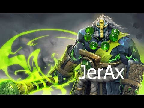 Earth Spirit, gameplay and commentary by JerAx
