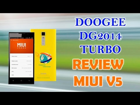 DooGee Turbo DG2014  REVIEW
