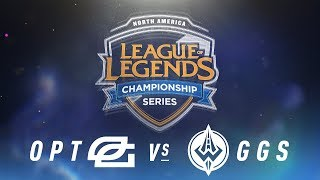Video OPT vs. GGS - Week 5 Day 1 | NA LCS Spring Split | OpTic Gaming vs. Golden Guardians (2018) MP3, 3GP, MP4, WEBM, AVI, FLV Juni 2018