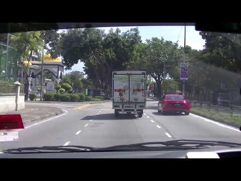 Green Lane, Jelutong & Macalister Road, 3 Aug 2018