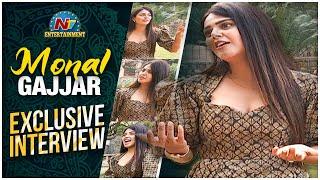 Monal Gajjar Exclusive Interview || Alludu Adhurs