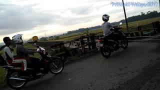Video Kompilasi Kereta Api Ngebut Lewat PJL 534 Patemon - Gombong MP3, 3GP, MP4, WEBM, AVI, FLV Juni 2017