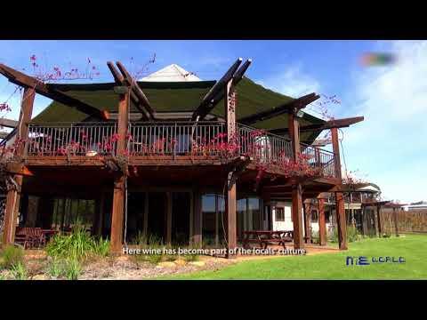 Làm Rượu Vang ở Margaret River, Tây Nam Úc - Wine making in Margaret River, Western Australia - Thời lượng: 7 phút, 14 giây.