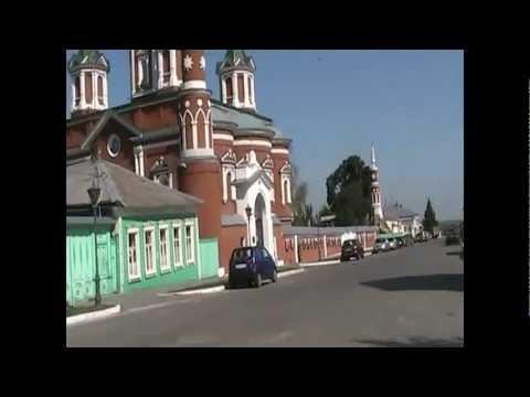 Успенский Брусенский женский монастырь (г.Коломна)