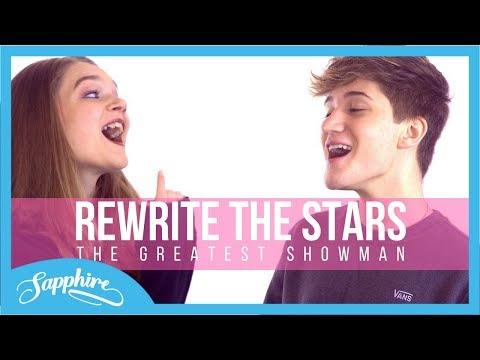 Video Rewrite The Stars - Zendaya & Zac Efron | Sapphire & Houssein download in MP3, 3GP, MP4, WEBM, AVI, FLV January 2017