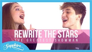 Video Rewrite The Stars - Zendaya & Zac Efron | Sapphire & Houssein download in MP3, 3GP, MP4, WEBM, AVI, FLV January 2017