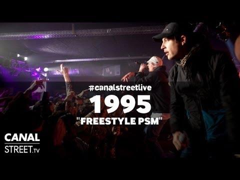 1995 - Freestyle PSM #canalstreetlive @ La Bellevilloise