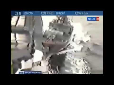Знаменитый морской таран Богдашина. Америкосы в панике Уникальные кадры 1988 года. - DomaVideo.Ru