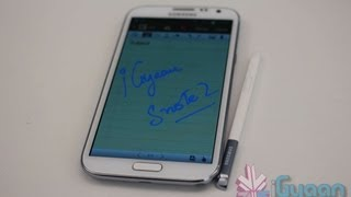 Samsung Galaxy Note 2 N7100 - Proper Hands on - Post Launch Berlin 2012 - iGyaan
