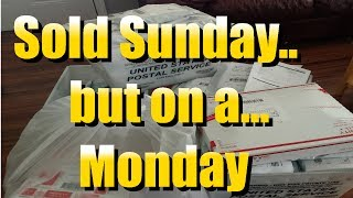 Sold Sunday but on a Monday! And Happy Father's Day. We were out of town to Salt Lake City this week. Thanks for watching. Don't forget to subscribe!Our Mercari listings: https://www.mercari.com/u/743386468/If you would like a Bin Pickers or Outside the Box t-shirt they are $15 for S-XL and $20 for 2X shipped. Just email us at thebinpickers@gmail.com and we can send you a paypal invoice.Our Women's Ebay items Greatclothesfinds- http://www.ebay.com/sch/greatclothesfinds/m.html?_ipg=50&_sop=12&_rdc=1Our Men's Ebay items binpickers- http://www.ebay.com/sch/binpickers/m.html?_ipg=50&_sop=12&_rdc=1