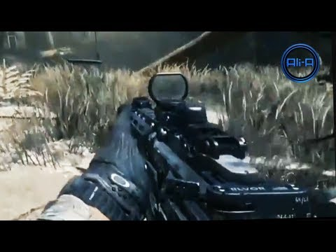 Call Of Duty Gameplay - Call of Duty: Ghosts GAMEPLAY! Hit