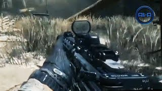 Call Of Duty: Ghosts GAMEPLAY! - 15+ Minutes Footage! - COD Ghost Official E3 2013 HD (E3M13)