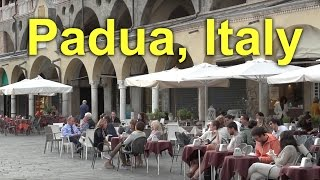 Padua Italy  City new picture : Padua, Italy, travel in the Old Town