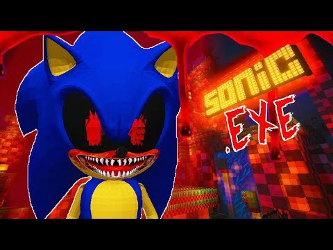 SONIC.EXE COMES TO LIFE! Minecraft.EXE w/ DonutTheDog (видео)