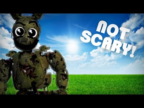 How to Make Five Nights at Freddy's 3 Not Scary: The Official Threequel