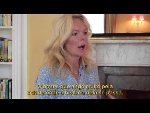 """Lucinda Riley fala sobre """"A irmã da sombra"""""""