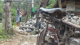 Video see what this creative person does to this old bike. MP3, 3GP, MP4, WEBM, AVI, FLV November 2018