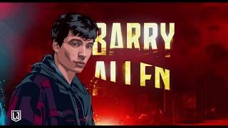 Video Liga da Justiça - Barry Allen é o Flash (leg) [HD] MP3, 3GP, MP4, WEBM, AVI, FLV Juli 2018