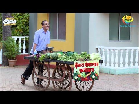 NEW! Ep 3043 - कुंवारा पोपटलाल सब्ज़ीवाला   Taarak Mehta Ka Ooltah Chashmah Comedy   तारक मेहता