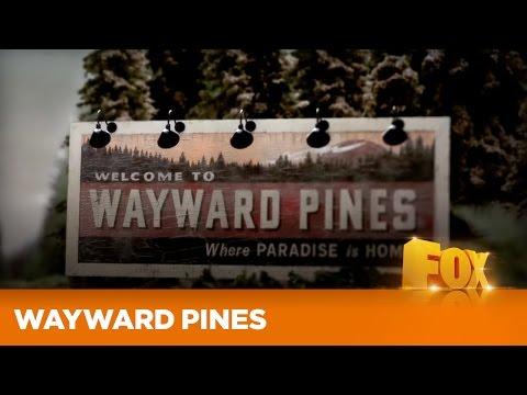 """WAYWARD PINES   'Wat er gebeurde voor' """"The Truth""""   FOX"""