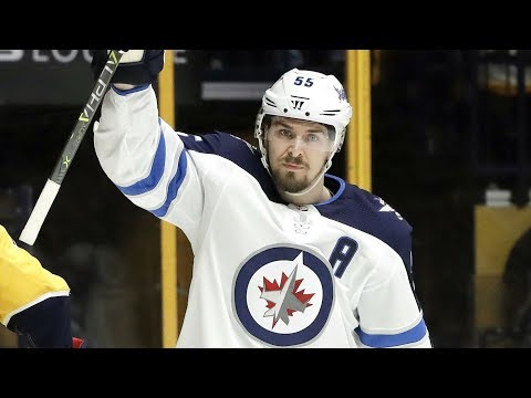 Video: Scheifele inspires Jets despite OT loss