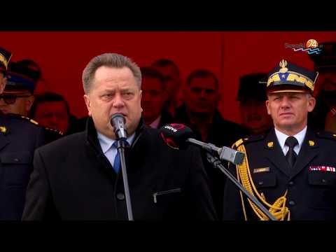 Nowa komenda straży pożarnej i od dzisiaj dwie jednostki ratowniczo-gaśnicze w Suwałkach