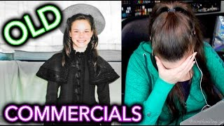 Video Reacting to my OLD COMMERCIALS as a child before YouTube MP3, 3GP, MP4, WEBM, AVI, FLV Desember 2017
