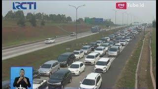 Video Tol Cipali Macet Parah, Antrean Kendaraan Memanjang Hingga Belasan Kilometer - SIS 12/06 MP3, 3GP, MP4, WEBM, AVI, FLV Juni 2018