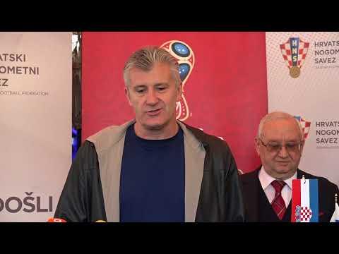 Druženje u Zagrebu povodom skorašnjeg SP-a u Rusiji